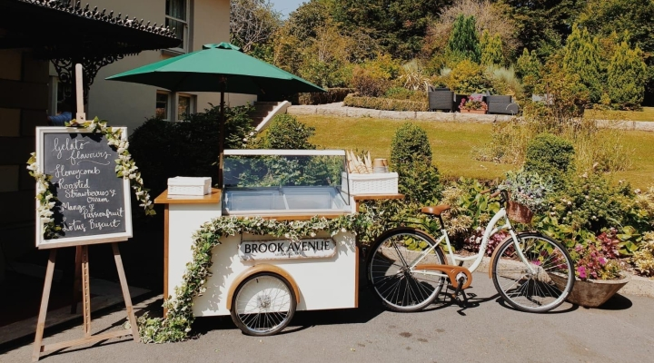 Ice Cream Cart hire Northern Ireland